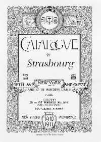 1910 Gorham Strasbourg Catalogue Cover